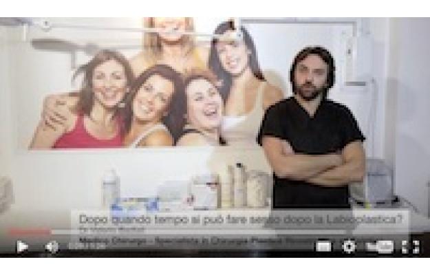 LABIOPLASTICA- DOPO QUANTO SI POSSONO AVERE RAPPORTI..