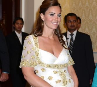 Neo mamma: la duchessa Kate Middleton