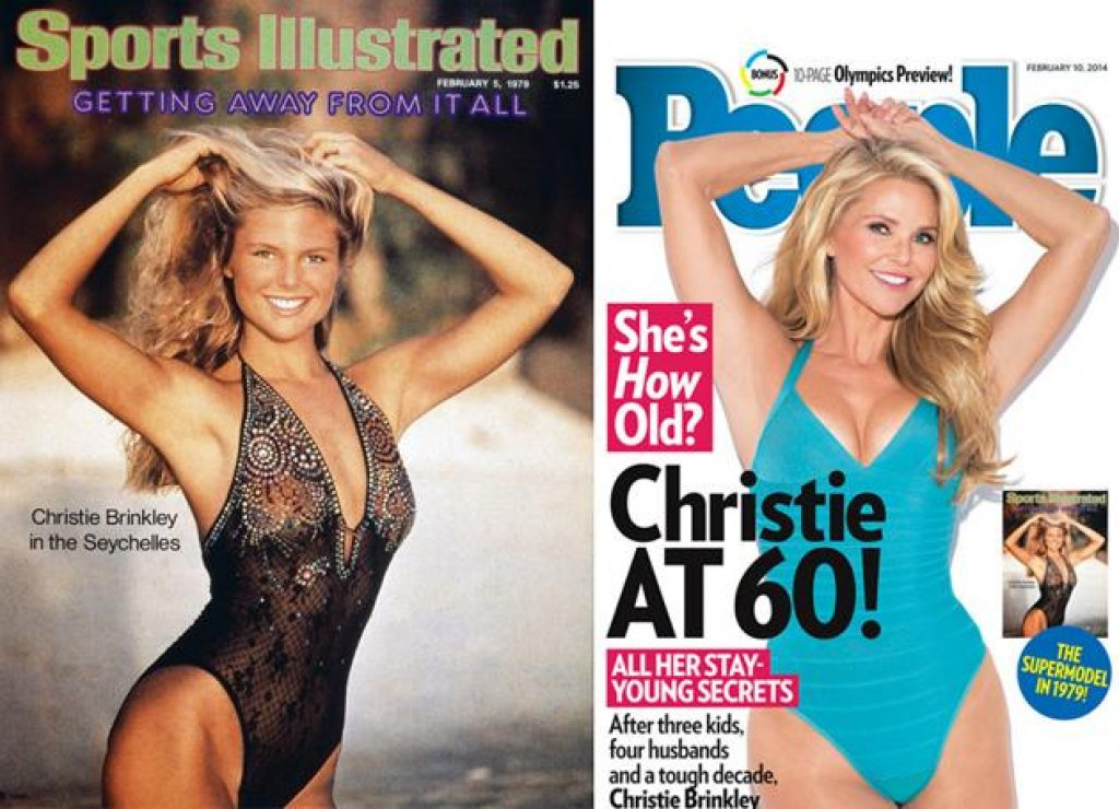 Christy Brinkley: a 60 come a 30 anni!