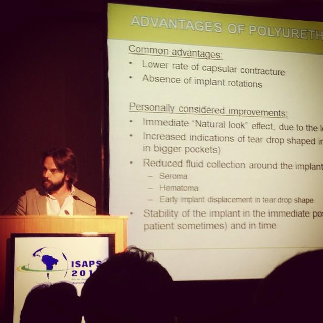 Grande successo per il Dr Badiali al congresso ISAPS