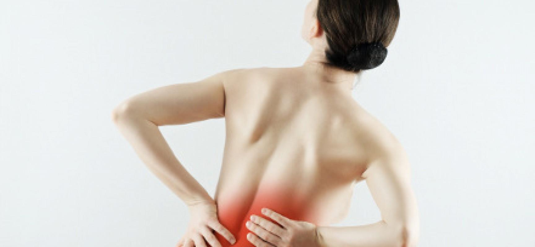 Cellulite o pancetta? Può essere colpa della postura