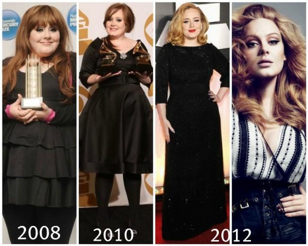 La metamorfosi di Adele