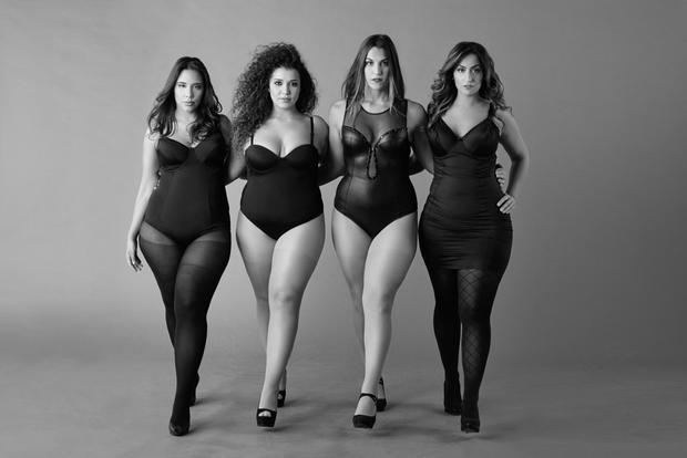 Beautiful Curvy 2016, il calendario che celebra le forme femminili