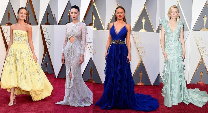 Oscar 2016: sul red carpet domina l'essenzialità