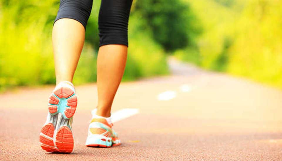 Vuoi sconfiggere la cellulite? Comincia a camminare!