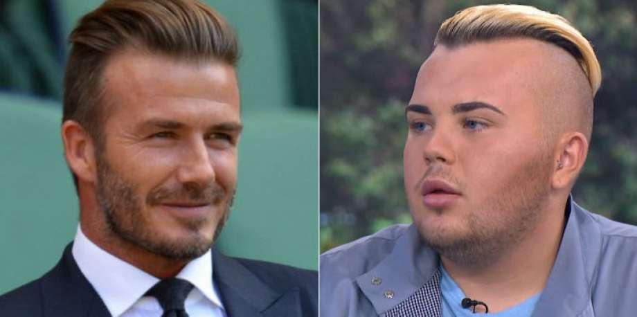 Chi vuol essere come David Beckham?